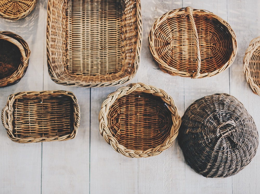 Twine Basket