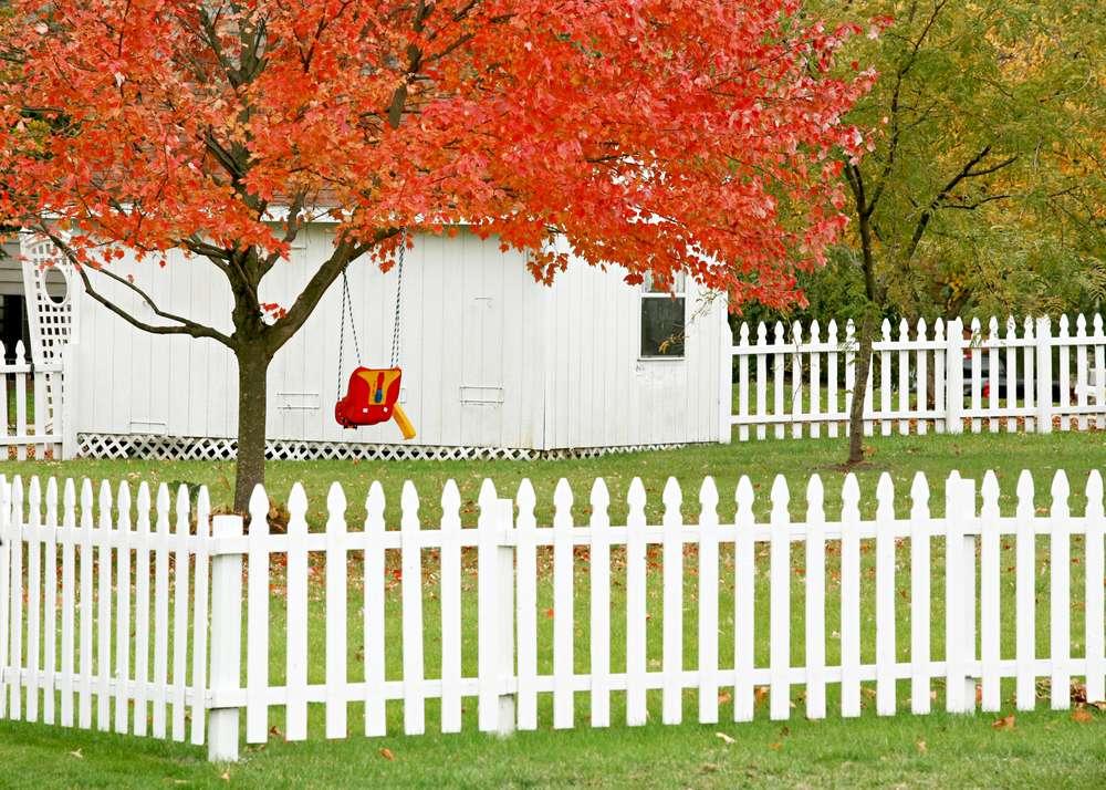 Play Yard Fence