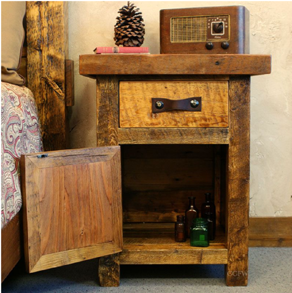 The Right Bedside Tables