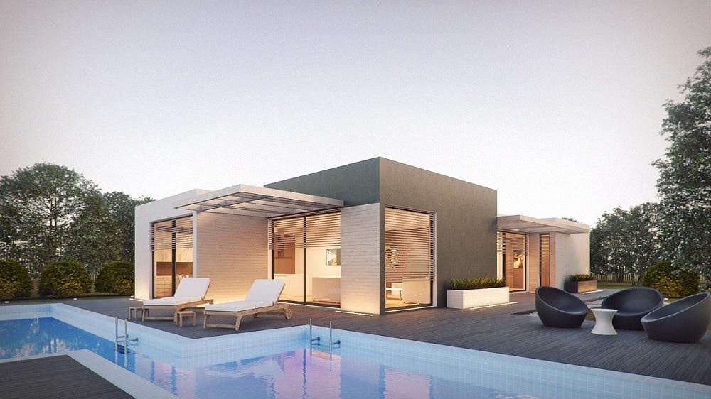 Modern Kit Homes